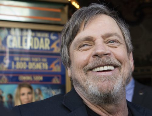 Sure for sure: Mark Hamill dropped a Twitter bomb from the Mandalorian