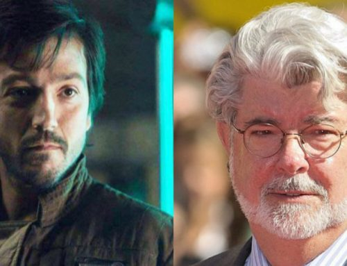 George Lucas returns to Star Wars!