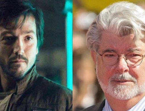 George Lucas returns to Star Wars!