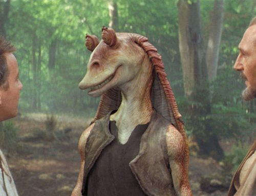 Is Jar Jar coming back?